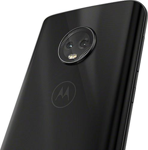 Moto G6 32 GB – Unlocked Black Prime Phone
