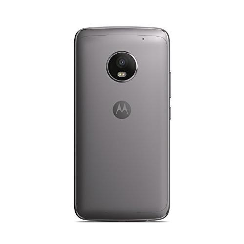 Moto Plus - Lunar Gray - 64 GB - Prime Lockscreen &