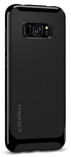 Spigen Neo Hybrid Galaxy S8 Plus Case Herringbone with Flexi