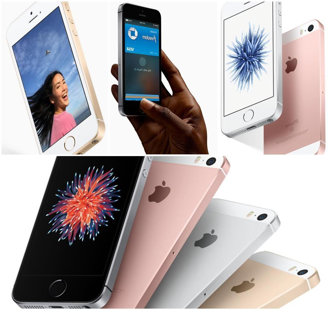 New iPhone 16/32/64/128GB Unlocked ATT T-Mobile