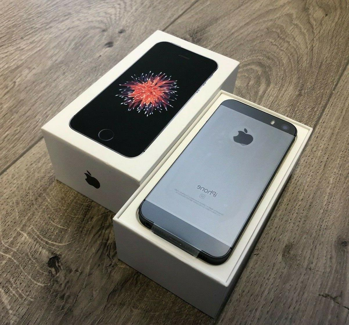 new and sealed iphone se 16 32