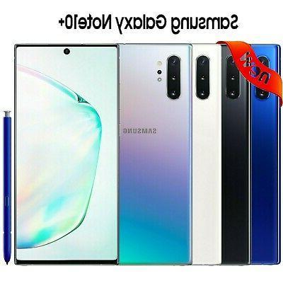 NEW Samsung Galaxy 10+ Plus