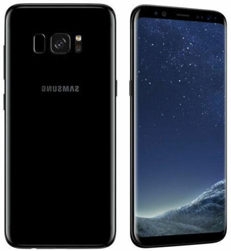 New Samsung S8 SM-G950U Smartphone