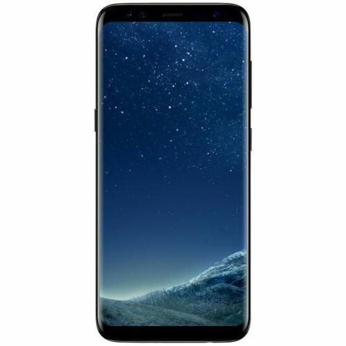 New S8 SM-G950U 64GB Smartphone