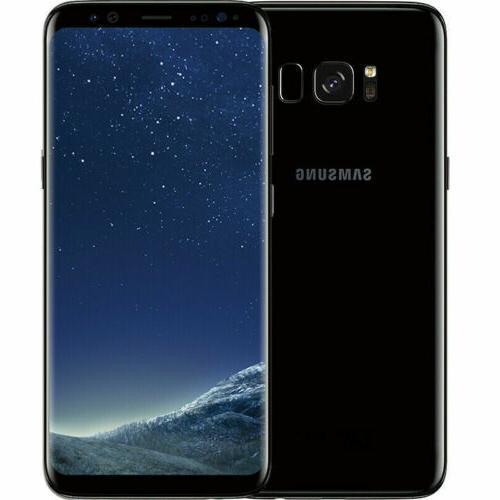 new galaxy s8 sm g950u factory unlocked