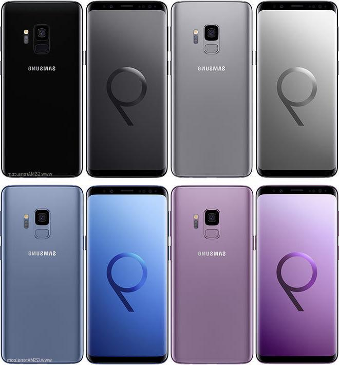 New Samsung Galaxy G960U1 Colors