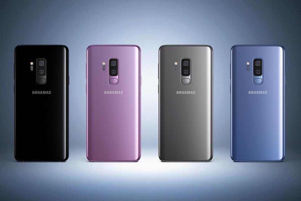 New Galaxy S9 Plus G965U Factory Unlocked