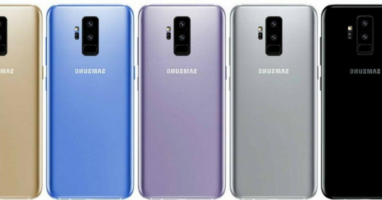 New Samsung Galaxy S9 Plus G965U 64GB Unlocked T-Mobile Verizon