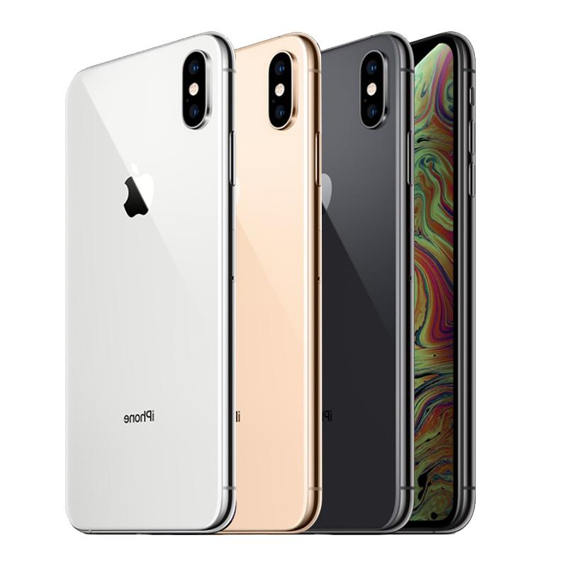 New Apple iPhone XS MAX 64GB 256GB 512GB Factory Unlocked T-