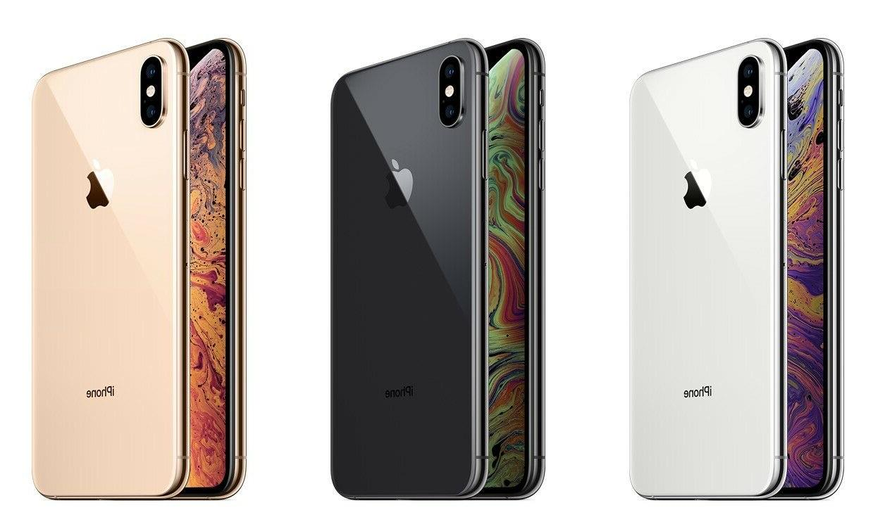 New Apple MAX 256GB 512GB Factory Unlocked Verizon