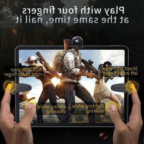 New PUBG Control Gaming iPad Mobile Shooter