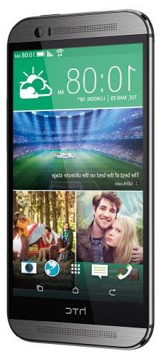 HTC One M8 Unlocked International Version - 16GB - grey  Int