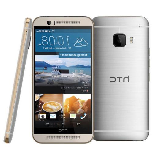 one m9 32gb at and t unlocked