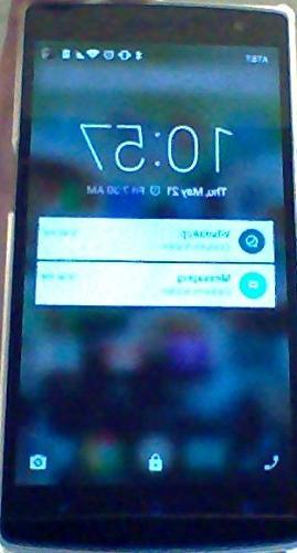one white fdd lte smartphone