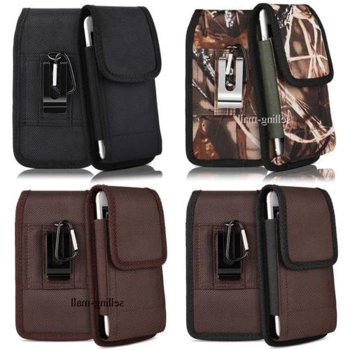 Outdoor Universal Carrying Large Cell Phone Belt Clip Case B
