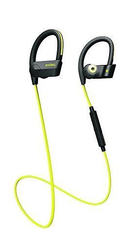 Jabra Sport Pace Wireless Bluetooth Earbuds Yellow