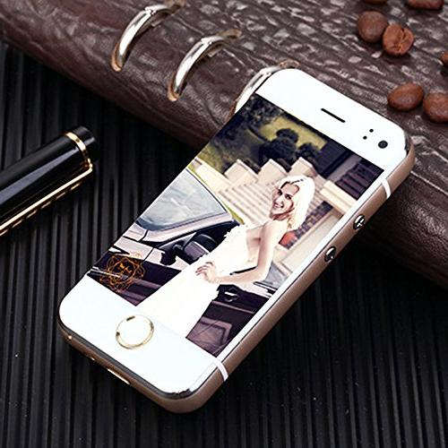 Pocket Smartphone GSM Mini Android 5.1 Phone Capacitive Screen for Students and