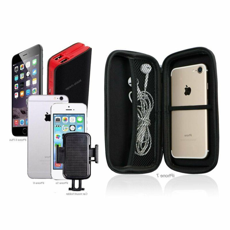 Glcon Portable Protection Eva Case For Battery,Cell