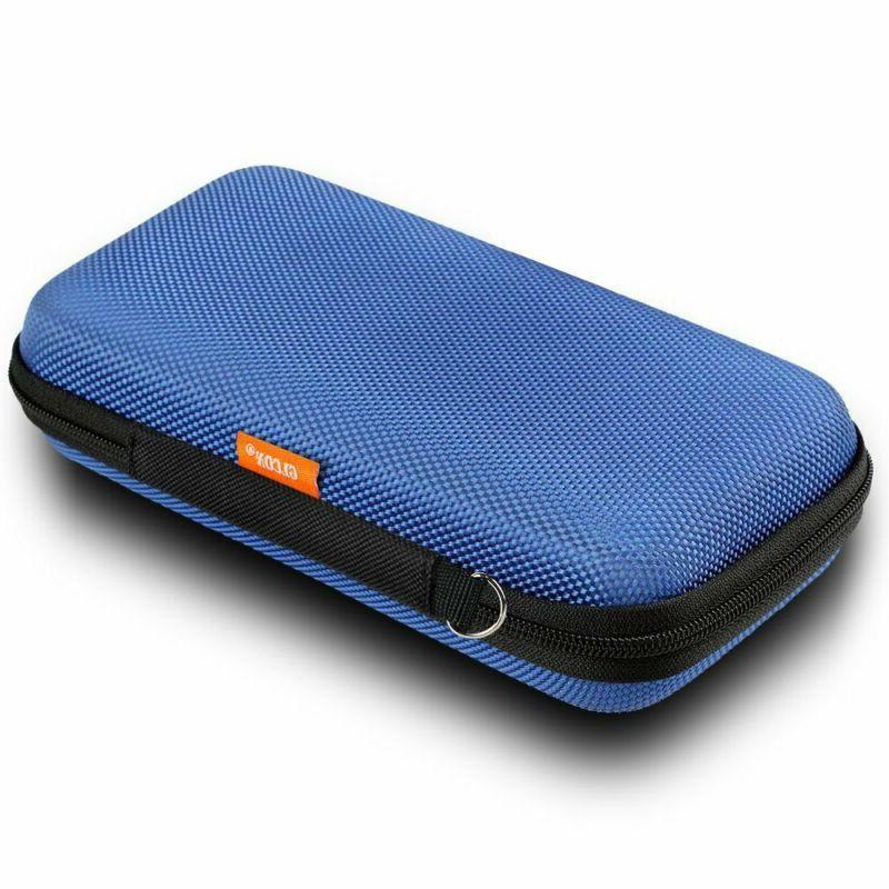 portable protection hard eva case for external