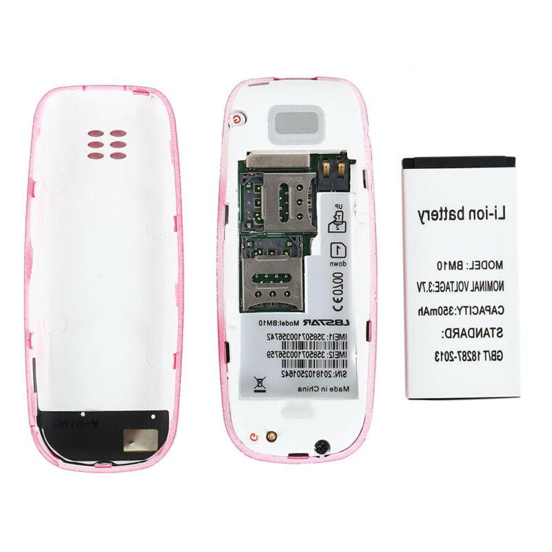 Portable Micro Cell GSM Dual Sim Bluetooth