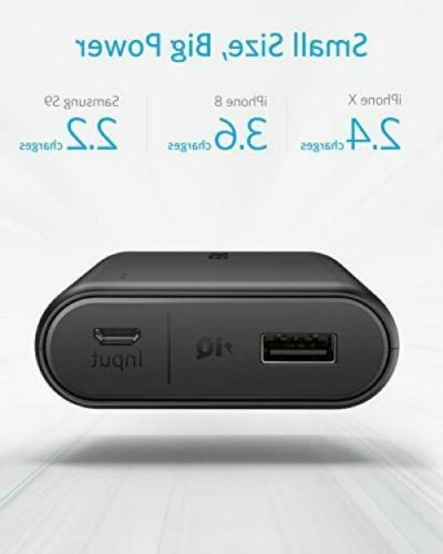 Anker External Batteries, High-Speed Charging, Black