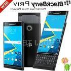 """BlackBerry Priv  5.4"""", 4G LTE UNLOCKED  STV100-2"""