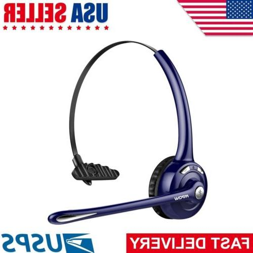 pro trucker bluetooth headset office wireless cell