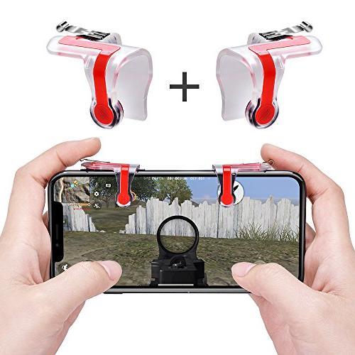 pubg mobile game controller triggers