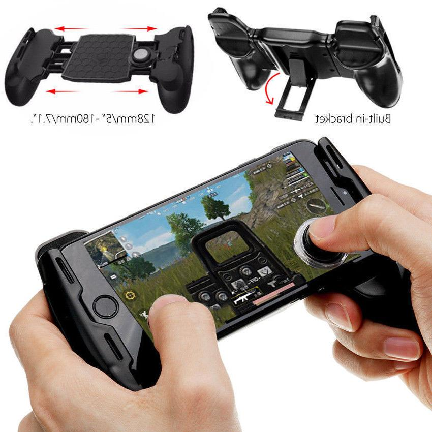 PUBG Mobile Trigger Button For