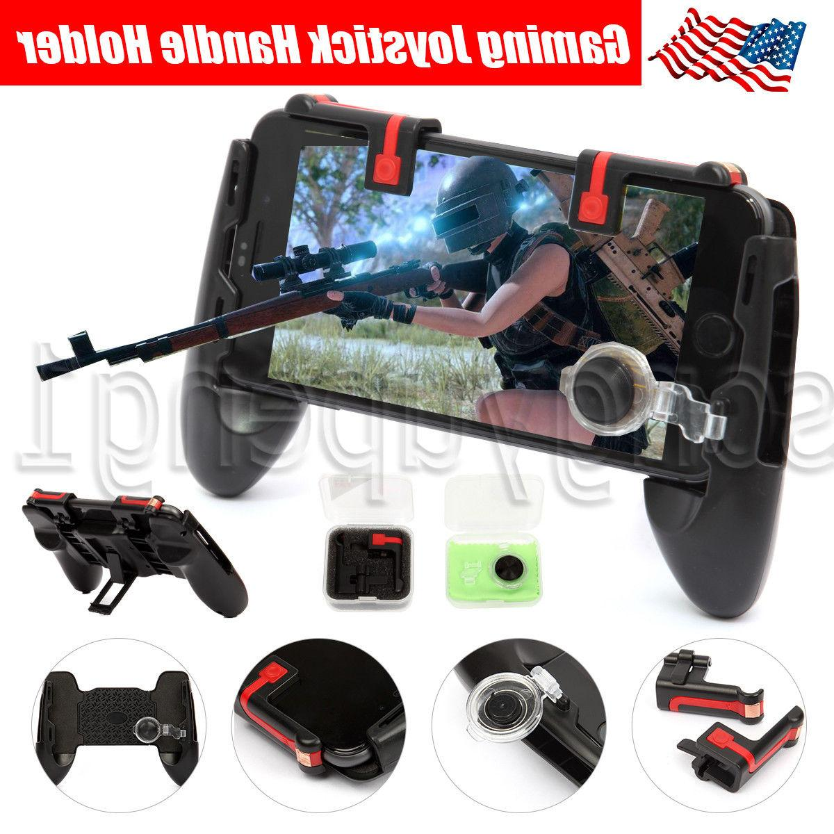 pubg mobile phone gaming trigger fire button