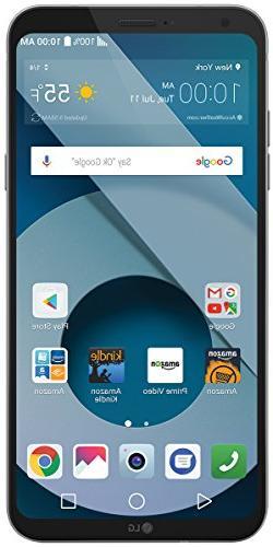 LG Q6-32 GB - Unlocked  - Platinum - Prime Exclusive