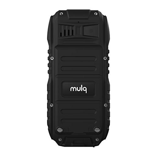 "Plum Cell Phone Dual Worldwide Shock Proof Flash 2.4"" Impact Display -"