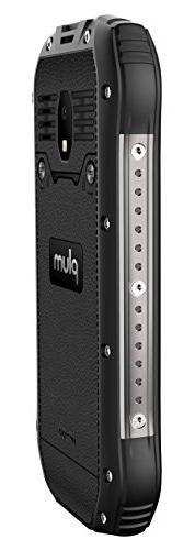 Plum Ram Rugged Cell GSM Shock IP Certified Grade Camera FM Card Dual Sim -