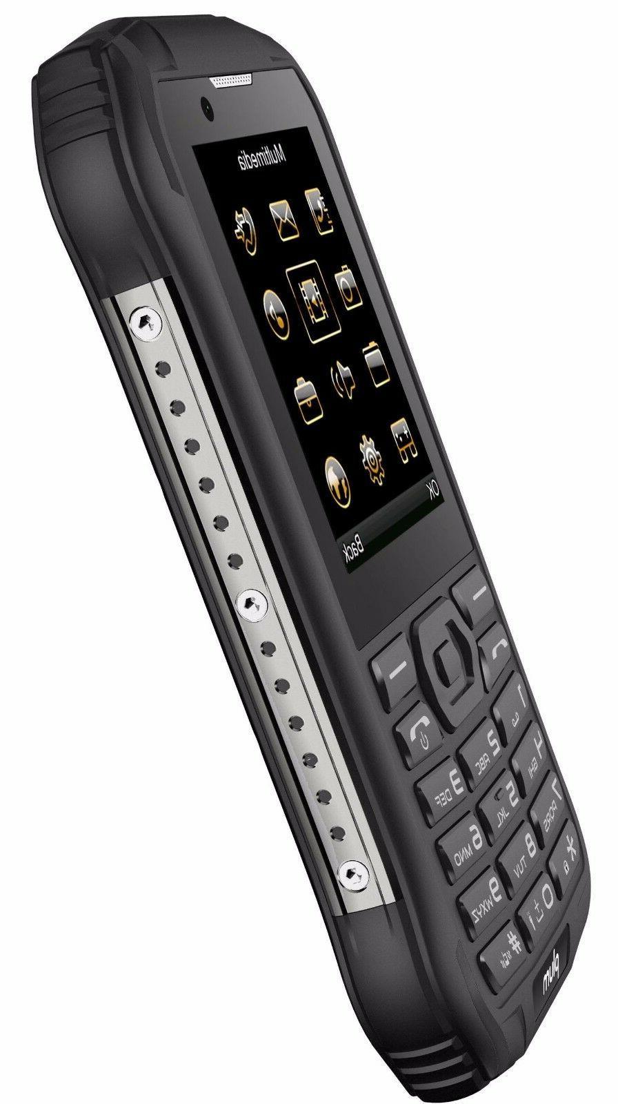 Plum Ram 7 Rugged Cell Phone Unlocked ATT MetroPCS Simple