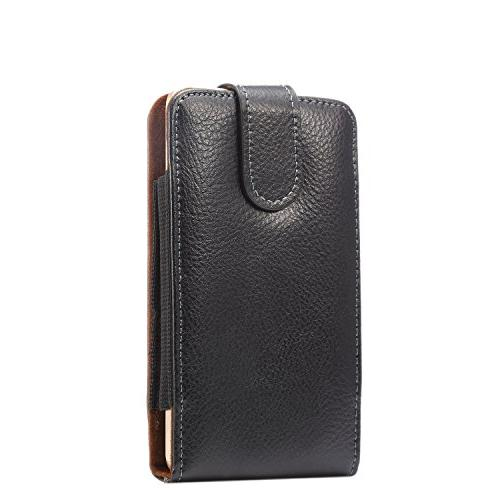 real leather vertical executive holster