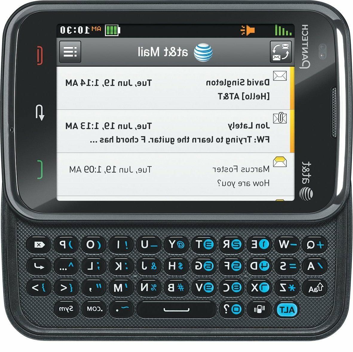renue p6030 at and t black qwerty