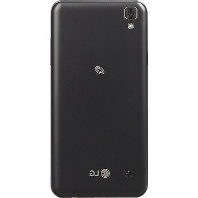 Simple Smartphone, LG X 4G LTE with...