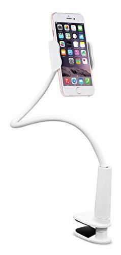 Aduro Solid-Grip Phone Holder for Desk - Adjustable Universa