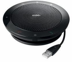 Jabra Speak 510 UC Speakerphone - USB - Headphone - Micropho