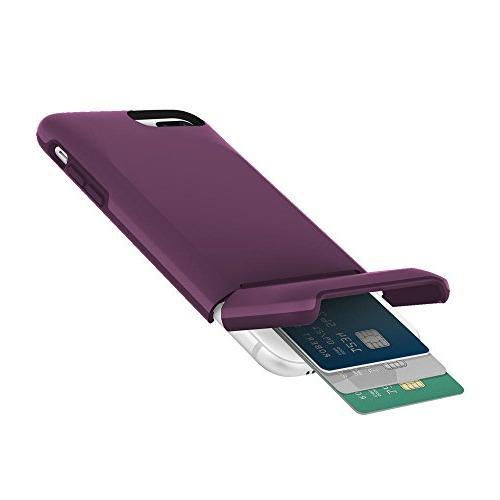 the best attitude 82e60 f23f6 Incipio Stashback iPhone 8 Plus & iPhone 7