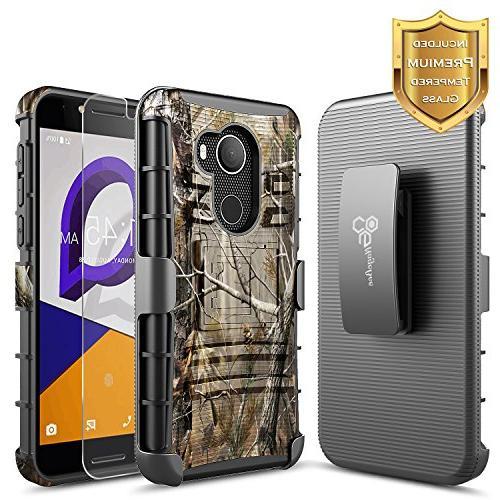 best authentic 2623b fdeb4 T-Mobile REVVL Case with , Alcatel A30 Fierce