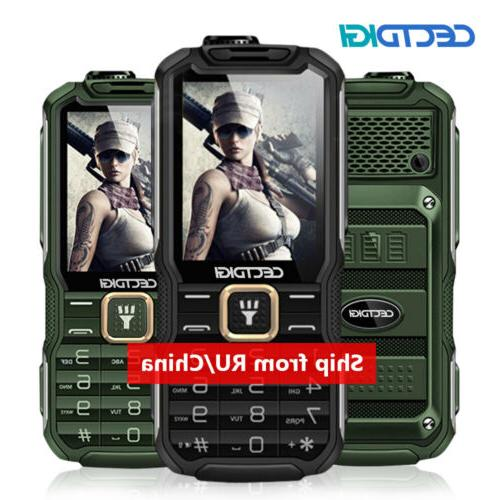 Dual Sim 15800mAh Power Bank Dual Flashlight Fm GSM mobile p
