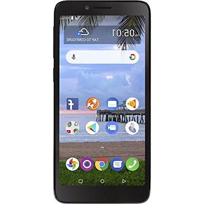 TracFone TCL A1 4G LTE Prepaid Smartphone Carrier Locked Cel