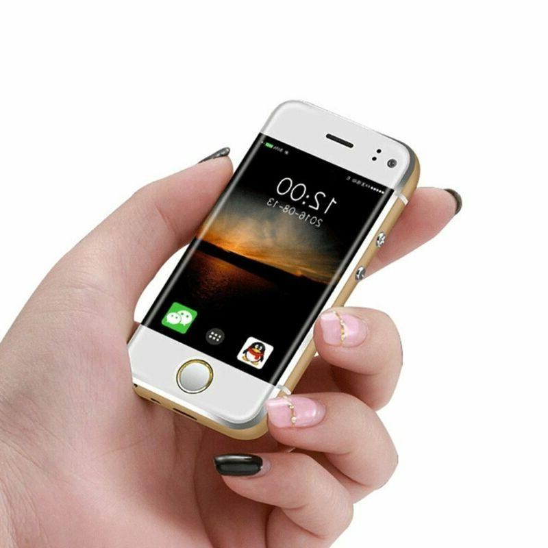 The Worlds Smallest Smartphone Sudroid SOYES Android 5.1 OS