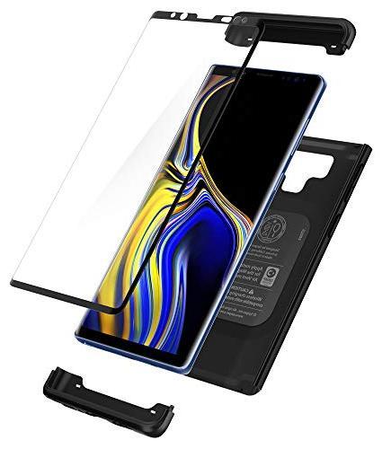 sale retailer 974d0 6e2b2 Spigen Thin Fit 360 Galaxy Note 9 Case
