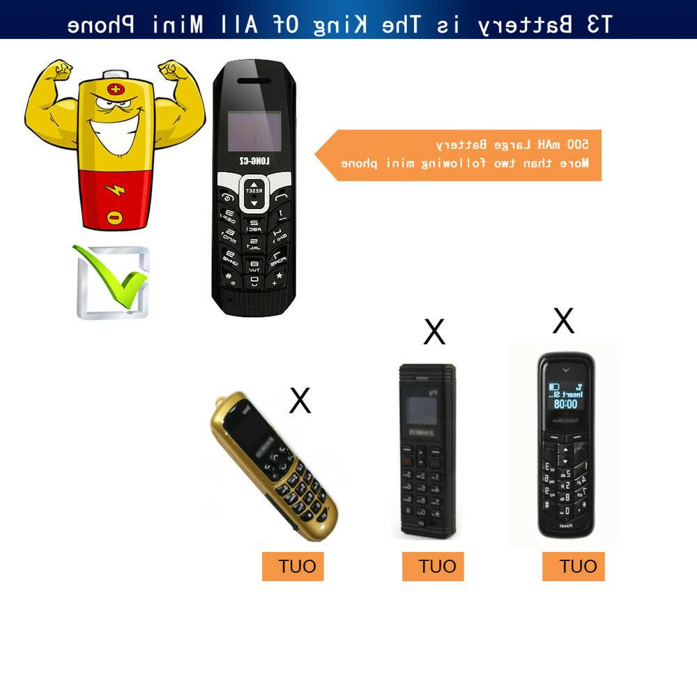 Tiny Mini Phone Changer 500mAh
