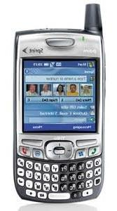 Palm Treo 700wx very Good Windows Mobile PDA Cell Phone for