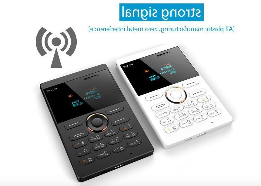 Ultra Mini Mobile Cell Russian German Arabic