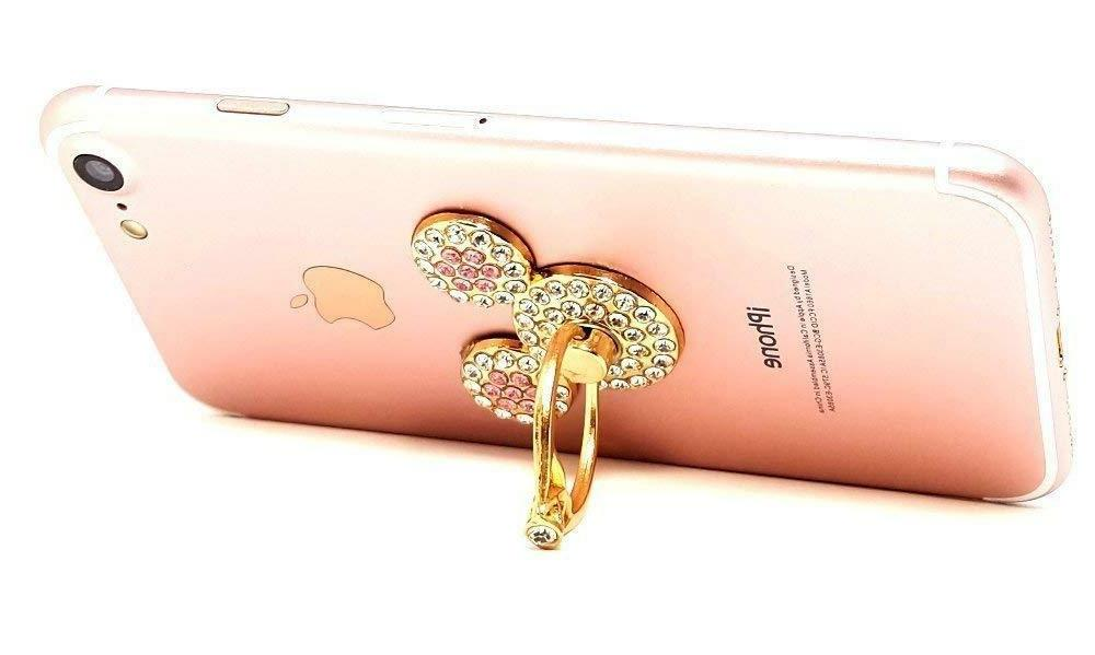 Universal 360 Rotating Ring Cell Phone Stone