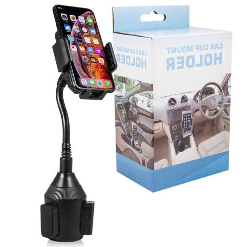 Universal Car Cup Mount For Phones